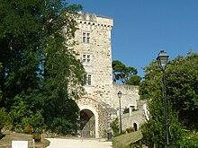 château montendre GR360