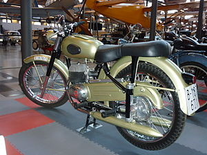 """Montesa Honda - """"Brio 82"""" (125cc)middle 50's"""