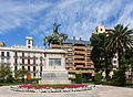 Monumento a Jaime I El Conquistador, Valencia, España, 2014-06-29, DD 11.JPG