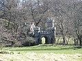 Monzie Castle gatehouse - geograph.org.uk - 387059.jpg