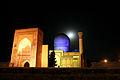 Moon over Amir Timur.jpg