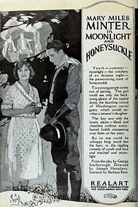 Moonlight and Honeysuckle (1921) - Ad 1.jpg