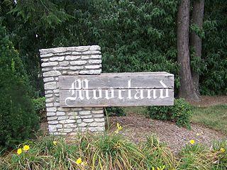 Moorland, Kentucky City in Kentucky, United States