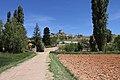 Moradillo de Roa, 03, desde Camino de Valtiendas.jpg