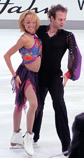 Morgan Matthews American ice dancer