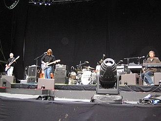 Morning Runner - Morning Runner supporting Coldplay