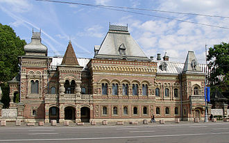 Russian Revival architecture - Igumnov House