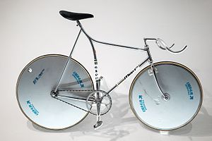 Moser Cicli - Moser Cicli time trial bicycle