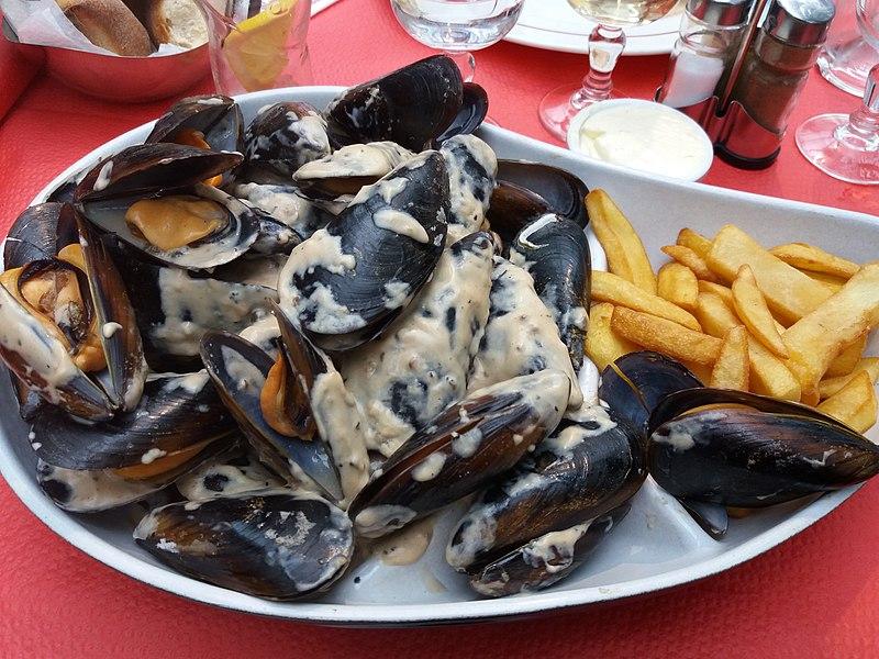 Restaurantes em Bruxelas bons
