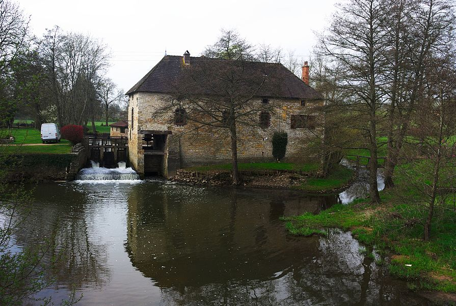 Moulin d'Angoin