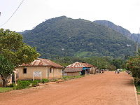 Mount Afadjato - Wikipedia, the free encyclopedia