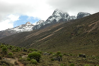Mount Kenya Nationalpark