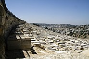 Mount of Olives-Jewish-Cemetary