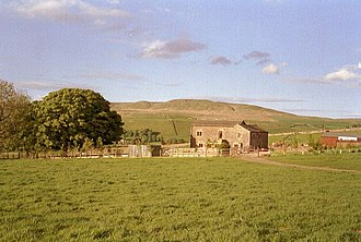 Stainmore - Image: Mousegill with Great Knipe in the background geograph.org.uk 598472