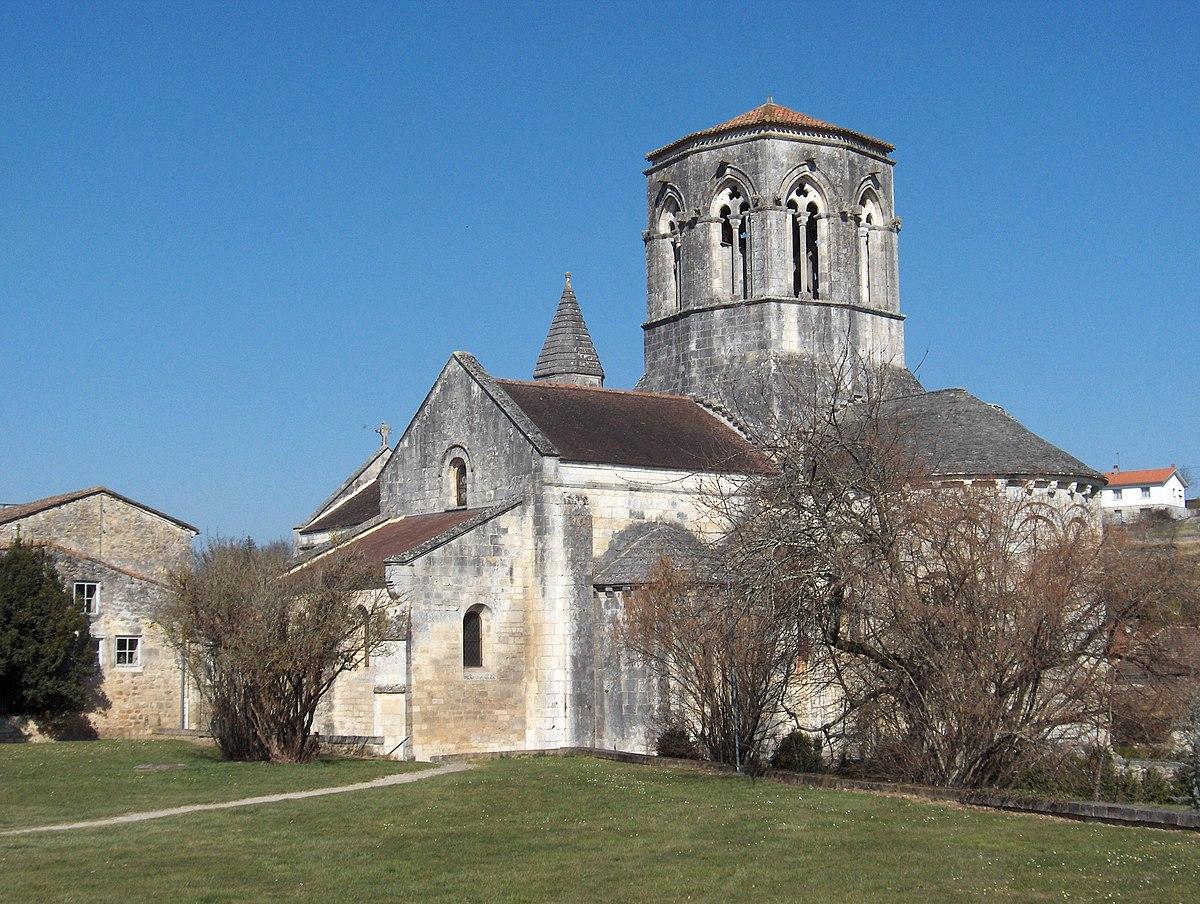église Cozes GR360