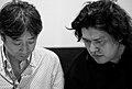 Mr. Kubo and Kenji Eno.jpg