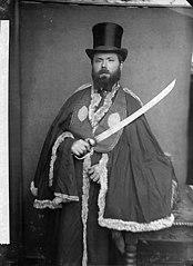 Mr Jones, Lord Mayor of Llansawel