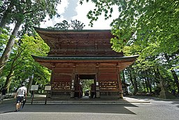 Mt Hiei Enryakuji temple , 比叡山 延暦寺 - panoramio (18)