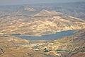 Mujib Dam and reservoir, Jordan.jpg