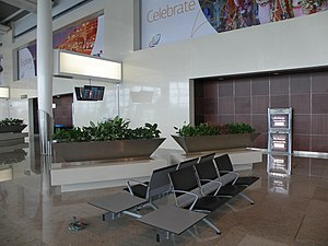 Domestic airport - Mumbai airport domestic departure terminal 1C (4)