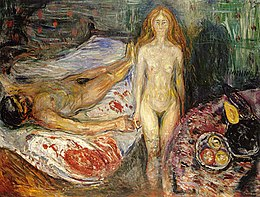 Munch death of marat I 1907.jpg