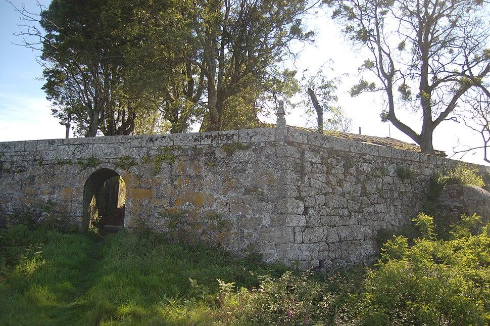 Muralla no Monte da Peneda