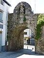 Muralla romana de Lugo, Puerta que lleva a la Catedral.jpg