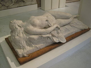 Sappho sleeping