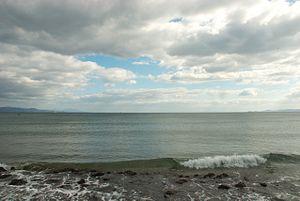 Mutsu Bay - Image: Mutsu bay 陸奥湾 (2973091461)