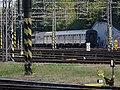Nádraží Praha-Libeň, vlak, od Staré Spojovací.jpg