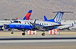 N583SW United Express (SkyWest Airlines) Embraer EMB-120ER Brasilia (cn 120351) (8248679779).jpg