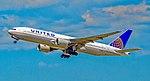 N774UA United Airlines Boeing 777-222 s-n 26936 (36360259754).jpg
