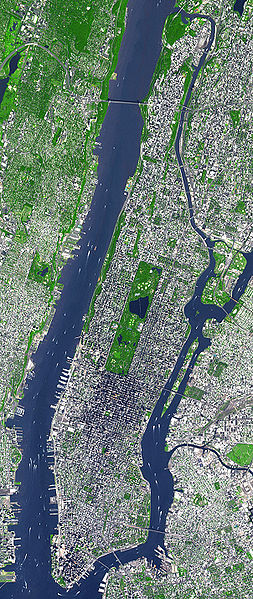 NASA Manhattan