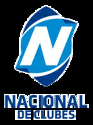 Nacional de Clubes - Image: Nacional clubes logo