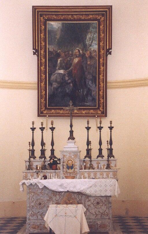 Nain chapel