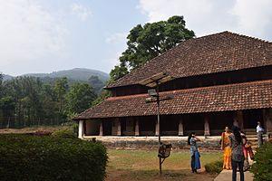 Chikka Virarajendra - Nalknad Palace, Kodagu, where Chikka Veerarajendra took refuge before surrendering