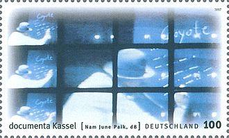 Documenta 8 - Nam June Paik d8 1997