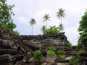Saudeleur Dynasty - Nan Madol, capital of the Saudeleur Dynasty