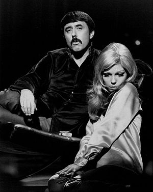 Lee Hazlewood - Lee Hazlewood and Nancy Sinatra on The Hollywood Palace, 1968