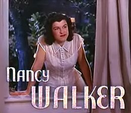Nancy Walker in Best Foot Forward trailer.jpg