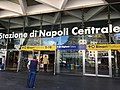 Napoli Centrale railway station in 2020.07.jpg