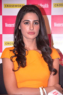 Nargis fakhri womens health launch.jpg