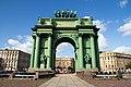 Narva Triumphal Gate-2014-09-13.jpg