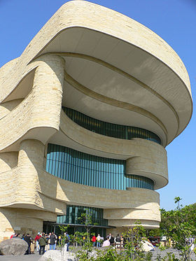 National Museum of the American Indian, à Washington