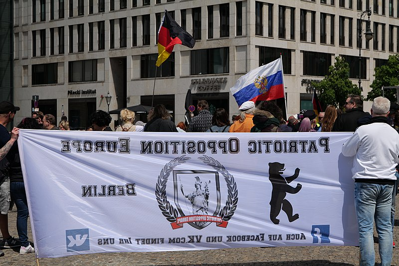 File:Nationalist protest Berlin 2020-06-06 05.jpg