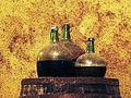 Nava del Rey Valladolid bodega garrafas ni.jpg