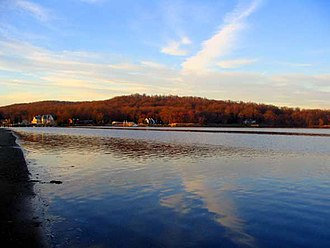 Navesink River - The Navesink River