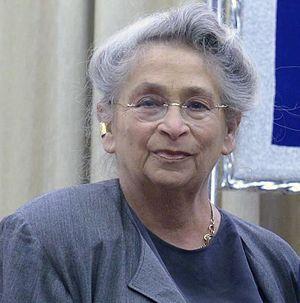 Nechama Rivlin - Image: Nechama Rivlin (cropped)