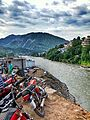 Neelum River - Muzaffarabad.jpg