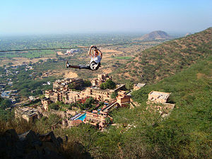 Neemrana - Flying Fox Neemrana